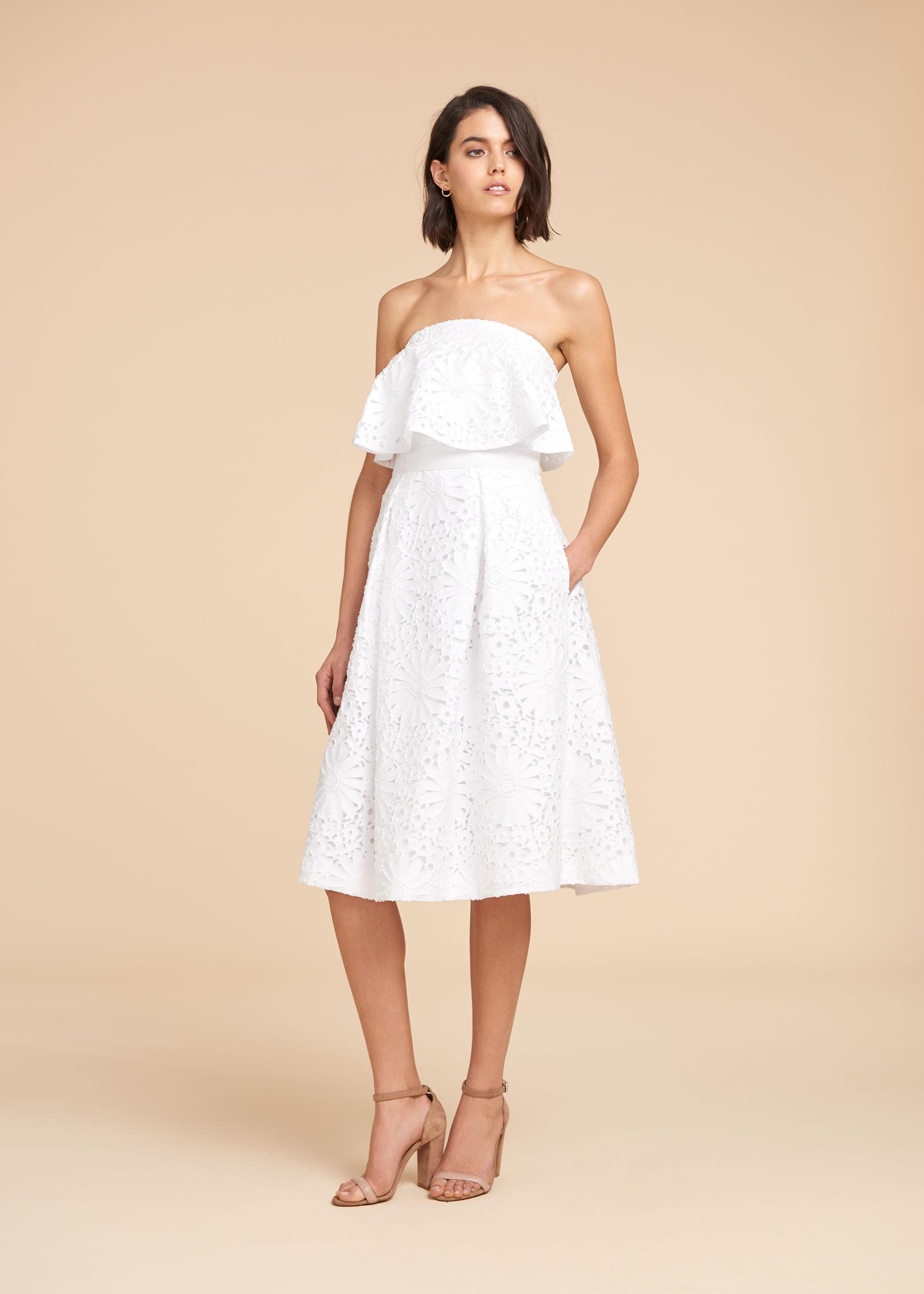 Whistles Women Vivian Wedding Dress