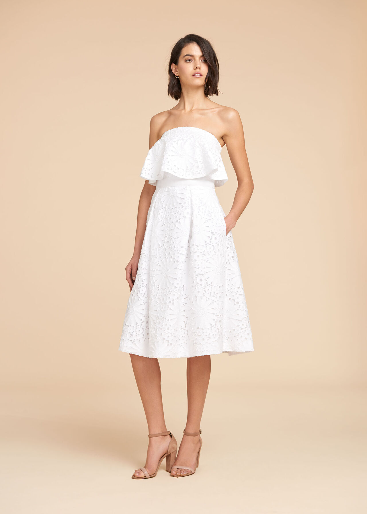 Vivian Wedding Dress Ivory