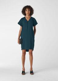 Clio Dress Teal