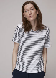 Emily Ultimate Stripe TShirt