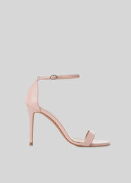 Ellie High Heel Sandal NUDE