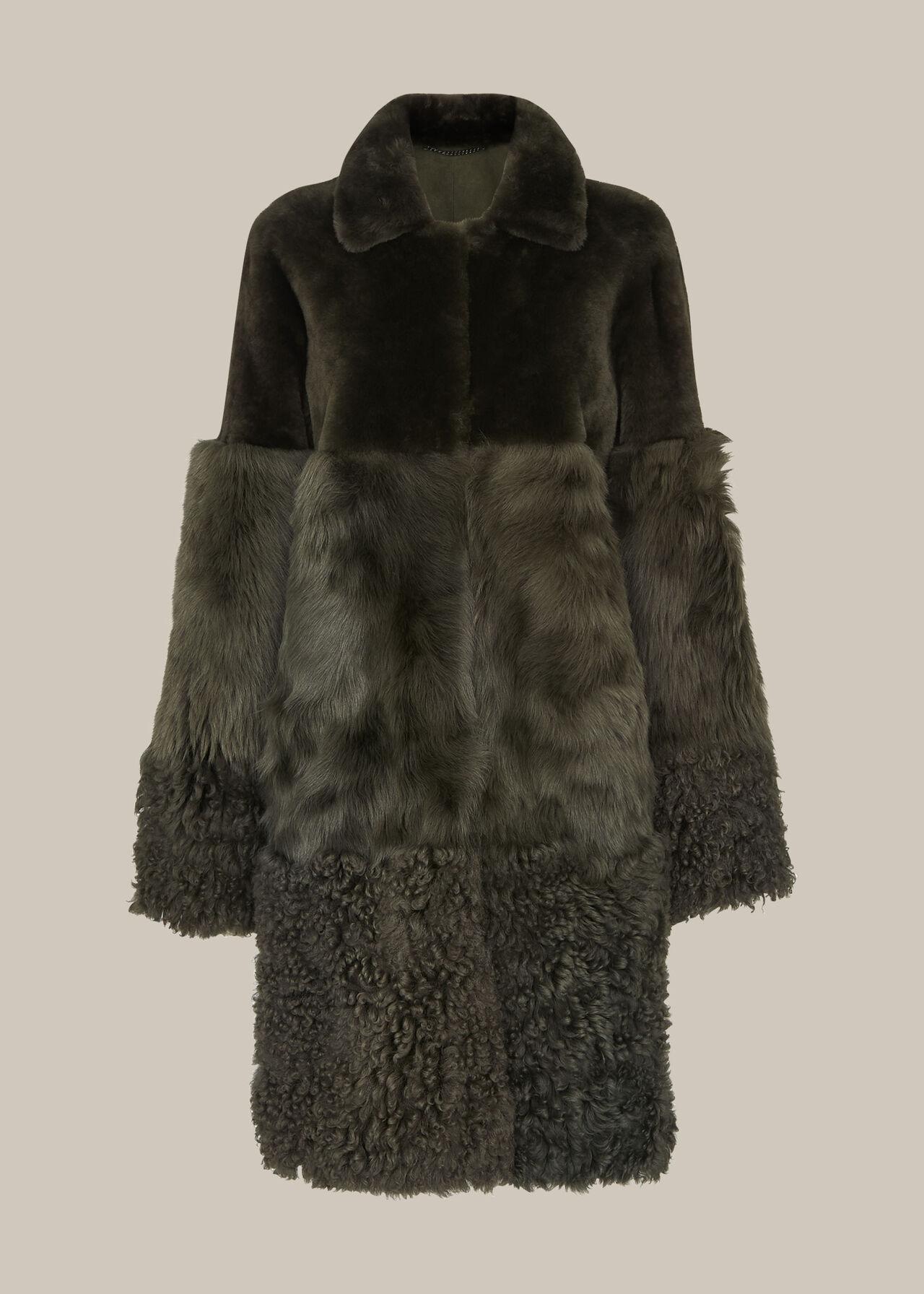 Cosma Shearling Coat