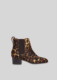 Daisley Leopard Boot Leopard Print