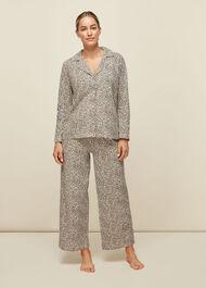 Mini Animal Print Pyjama Set