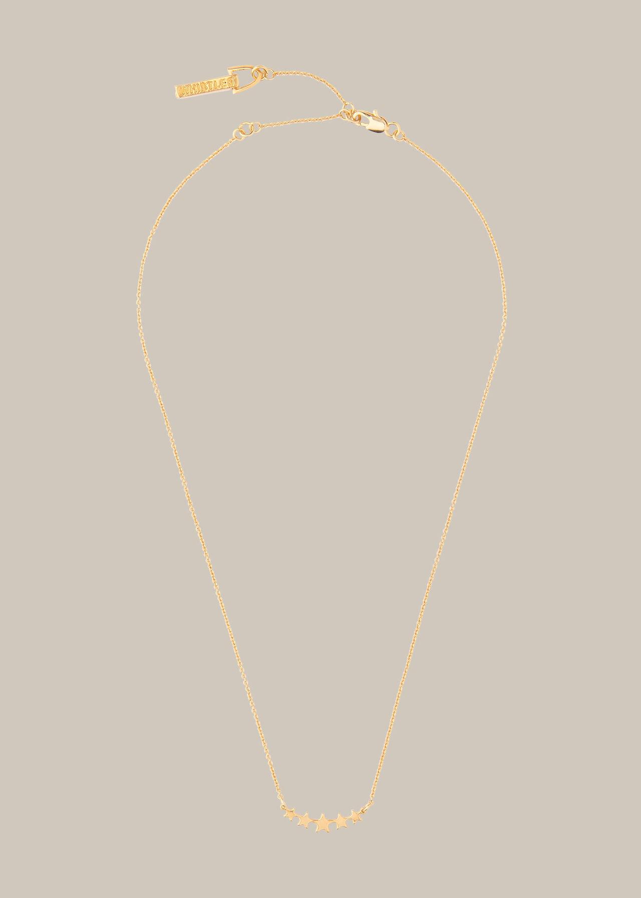 Star Curve Necklace