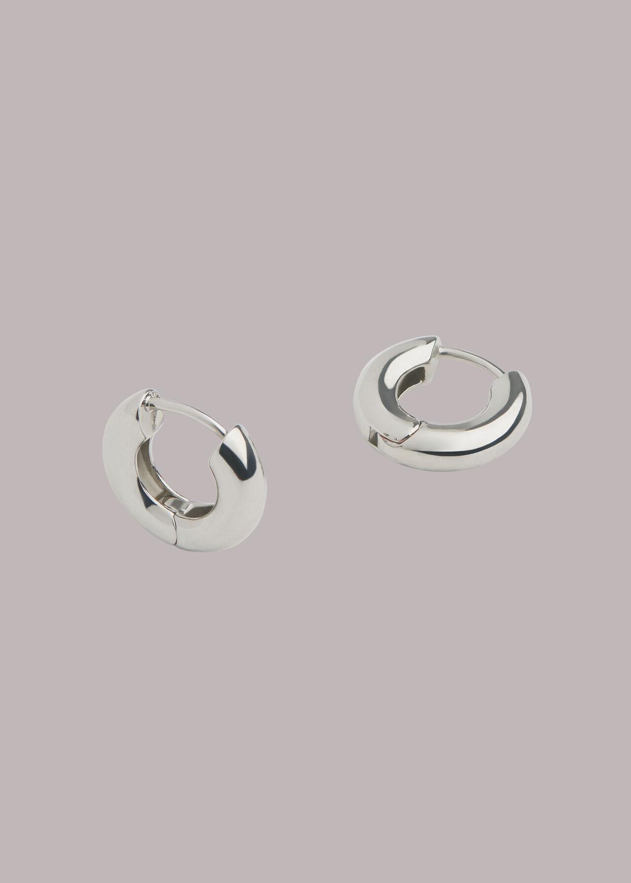 Huggie Hoop Earring