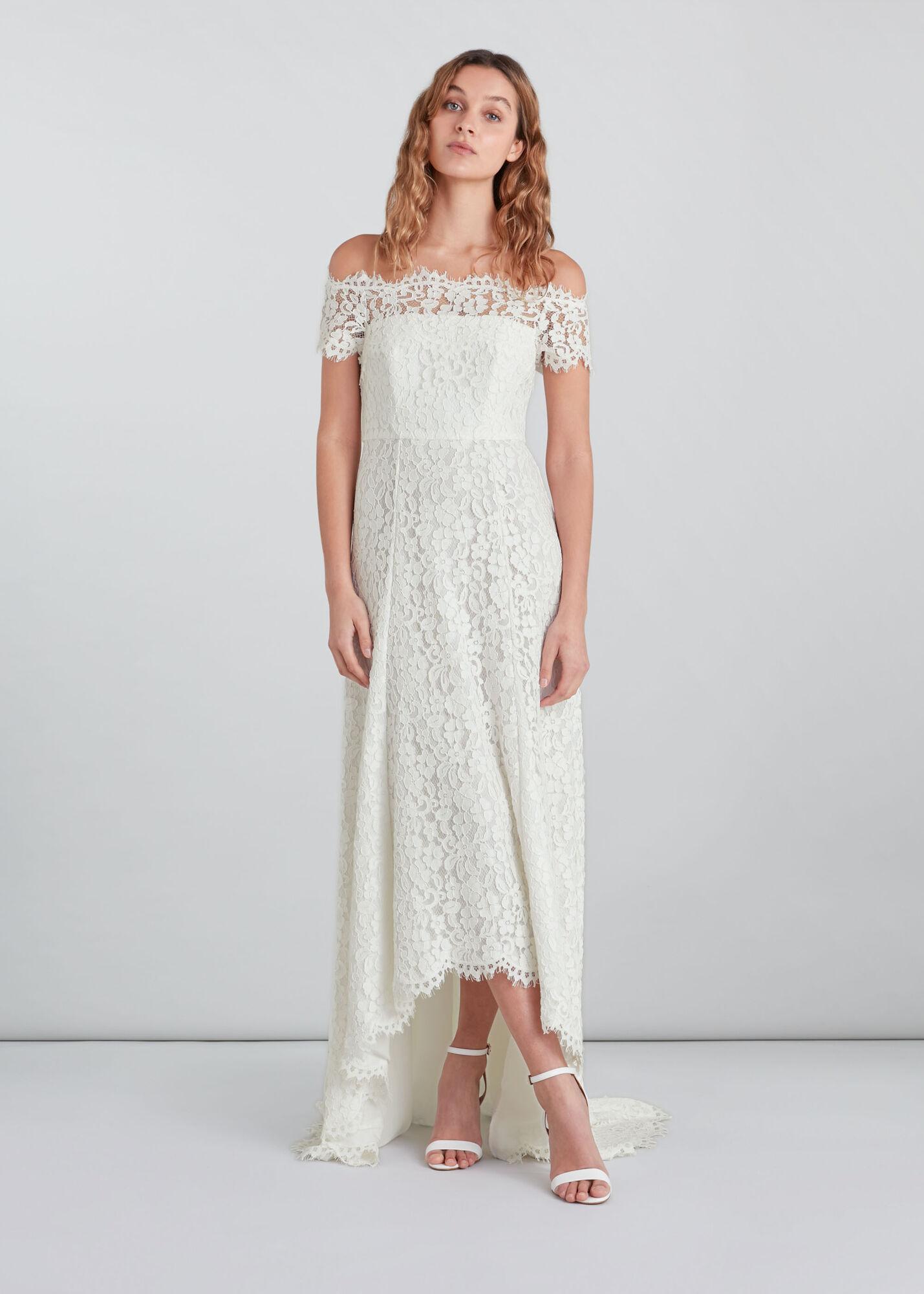 Rose Wedding Dress
