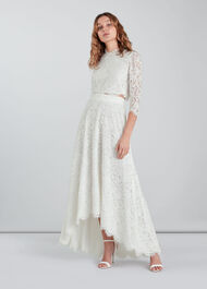Ariane Lace Wedding Co-ord