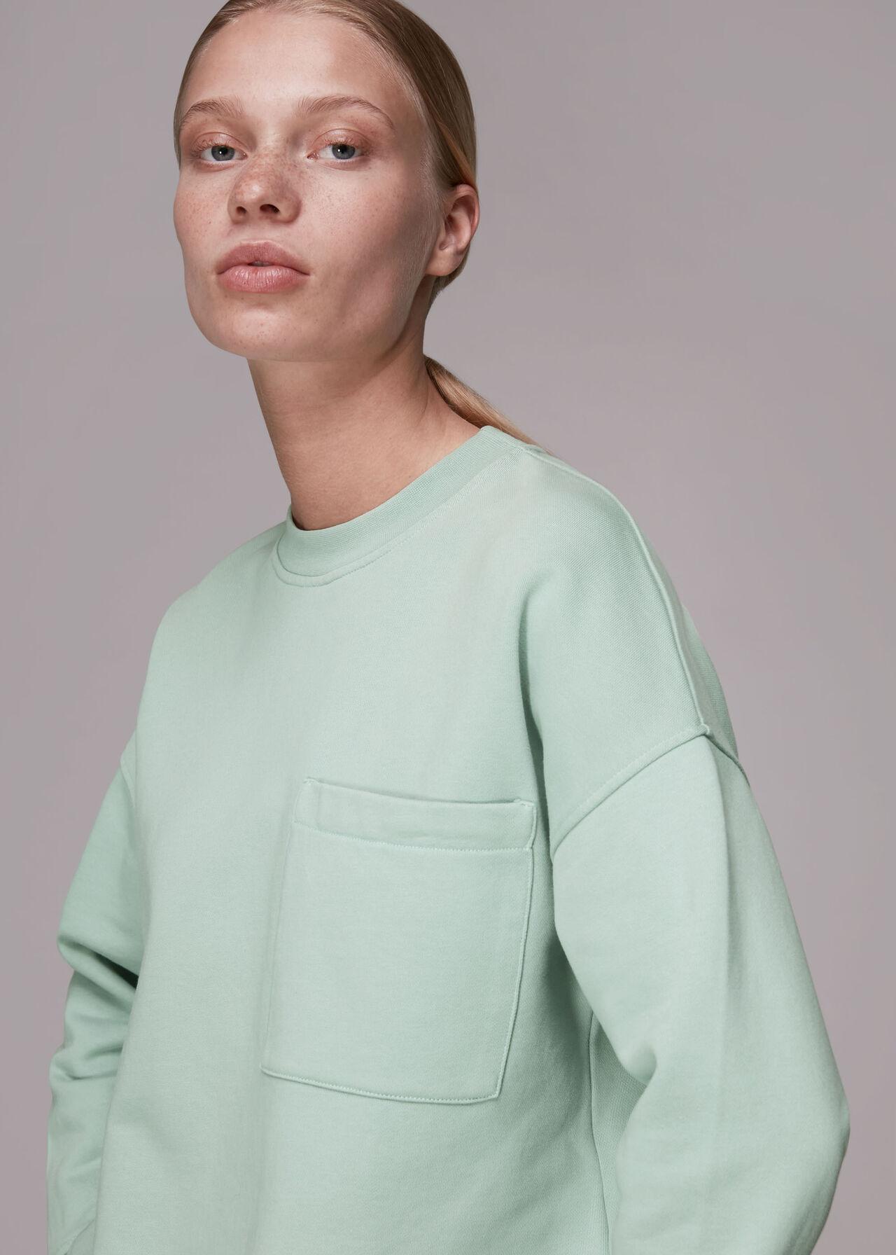 Organic Boyfriend Sweatshirt