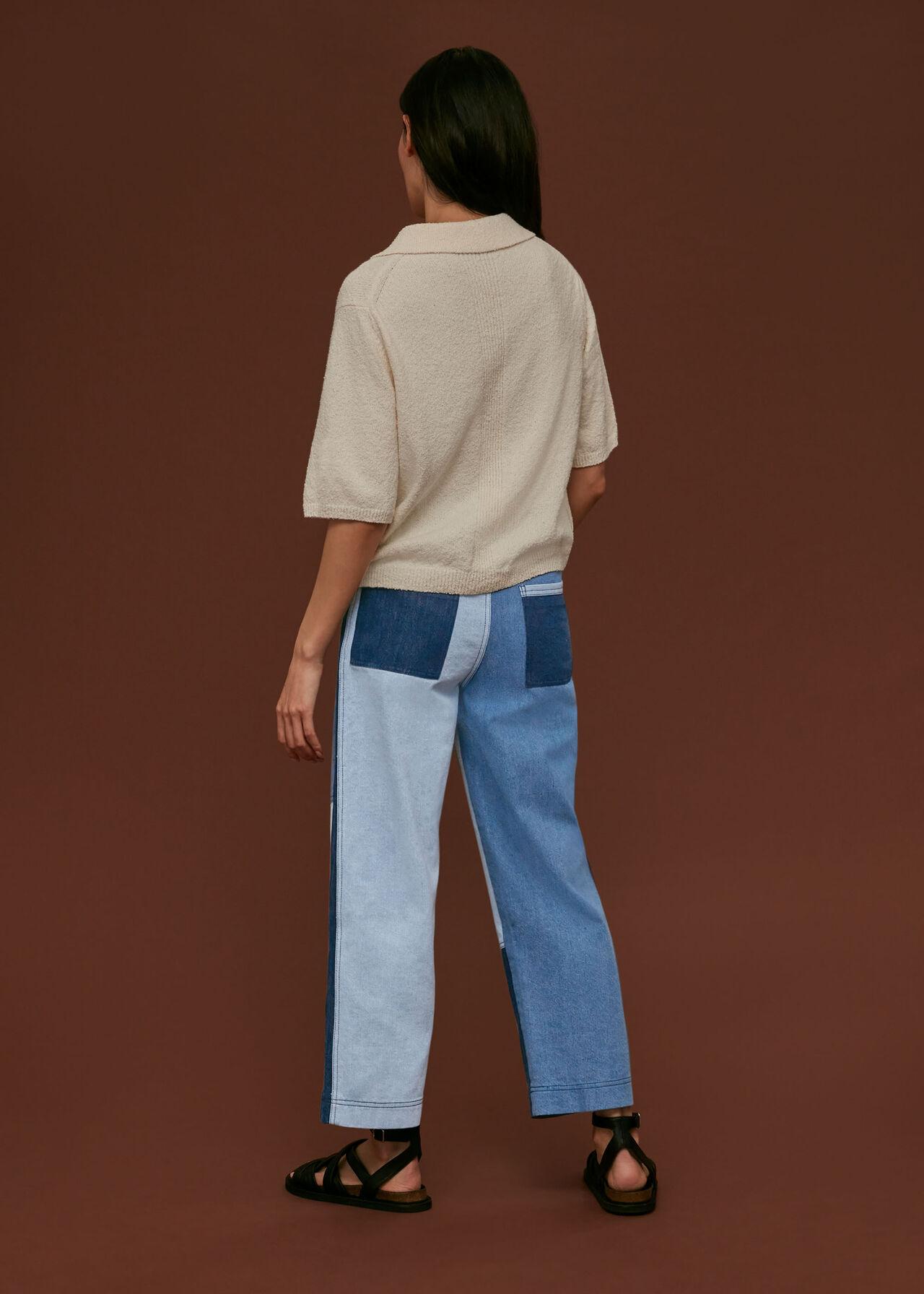 Patchwork Jean