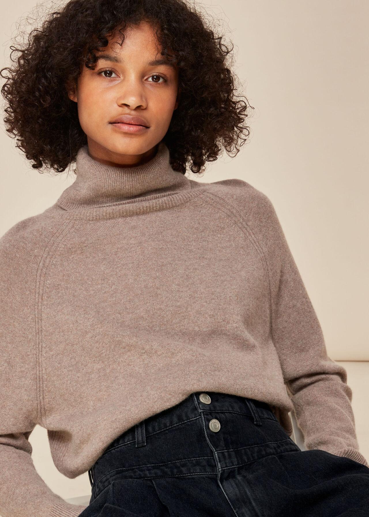 India Pleat Detail Jean