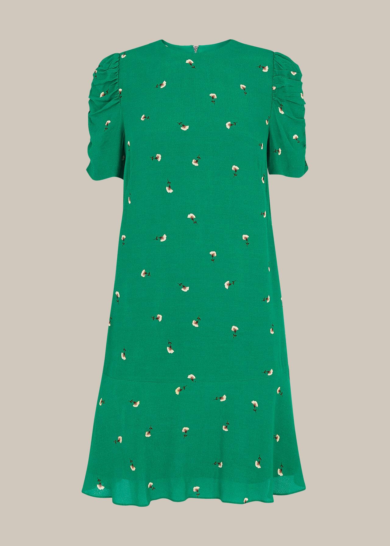 Romantic Floral Georgina Dress