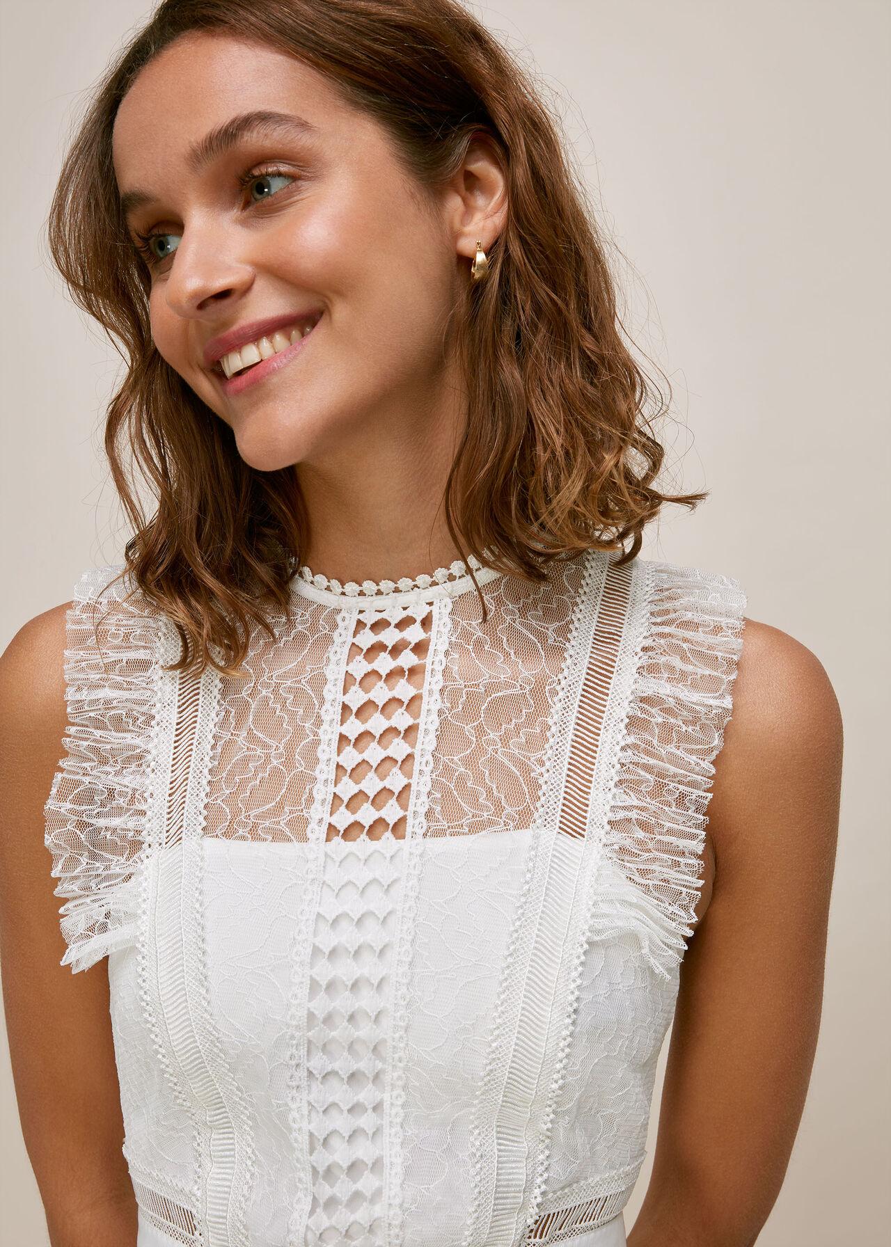 Theodora Wedding Dress Ivory