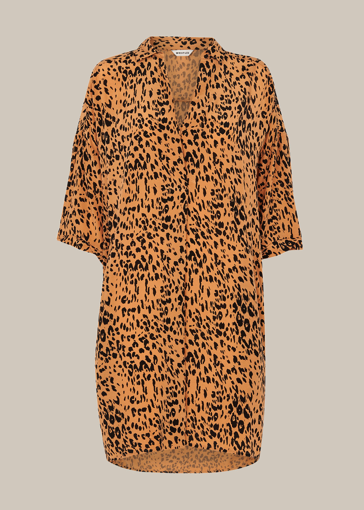 Safari Print Lola Dress