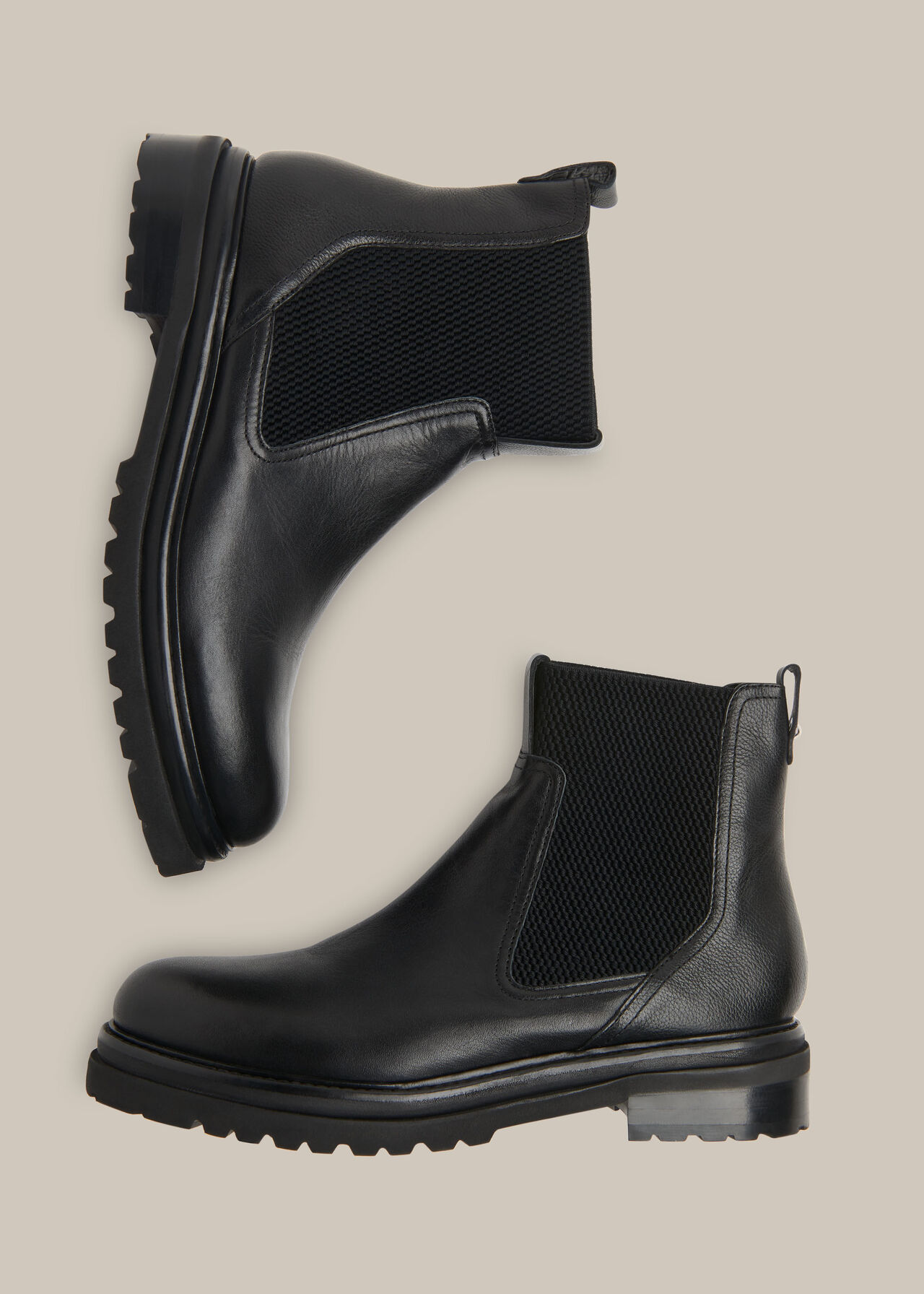 Elson Elasticated Chelsea Boot