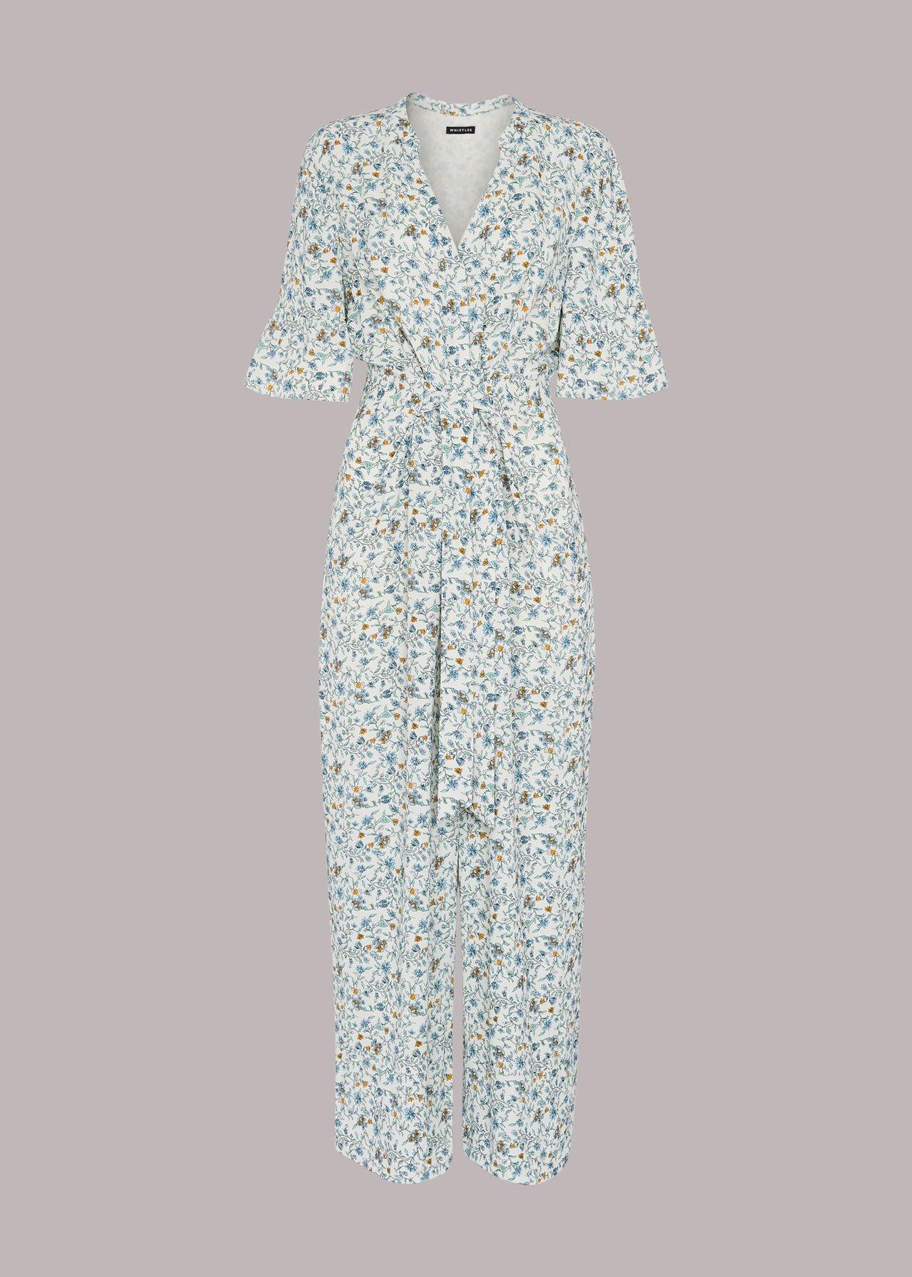 Freya Summer Floral Jumpsuit