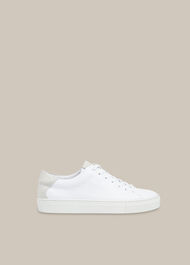 Raife Minimal Trainer White