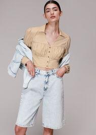 Izzy Poplin Shirt