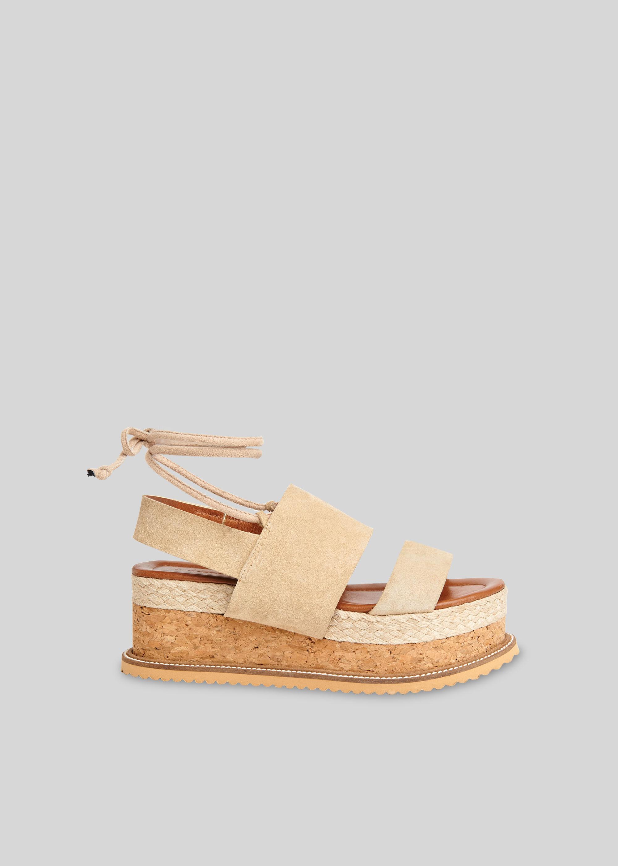 Stone Rae Flatform Sandal | WHISTLES