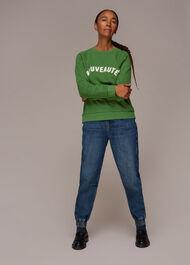 Nouveaute Logo Sweatshirt