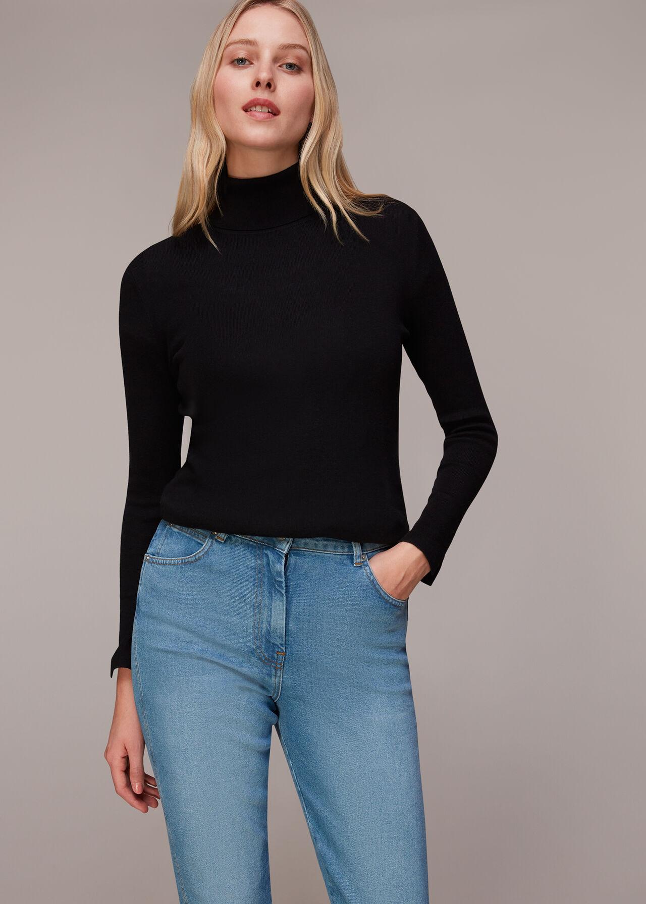Authentic Slim Frayed Jean