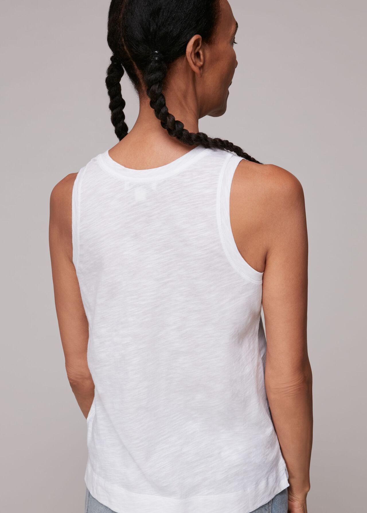 Easy Basic Vest Top