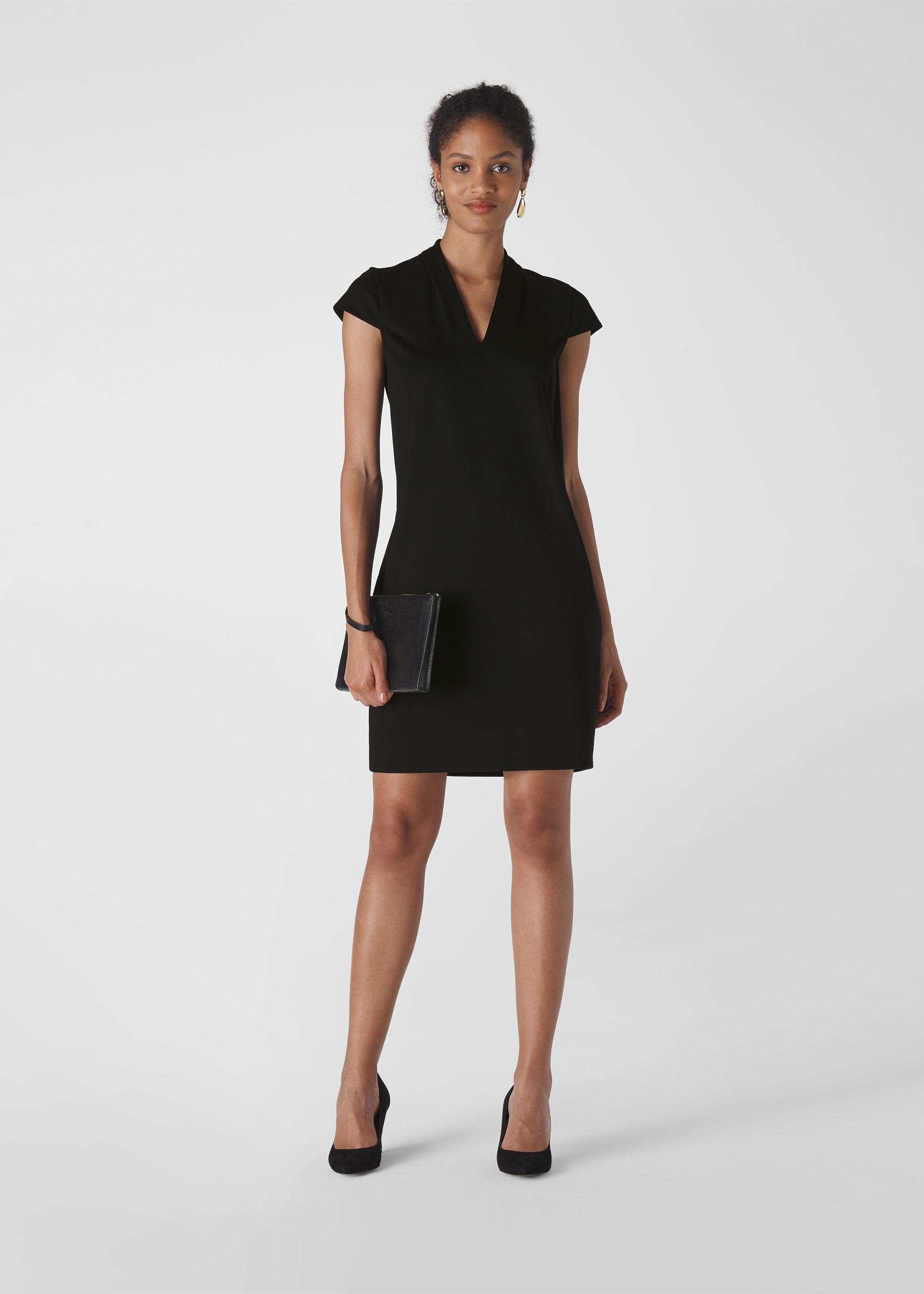 Whistles Women Ponte Jersey Paige Dress