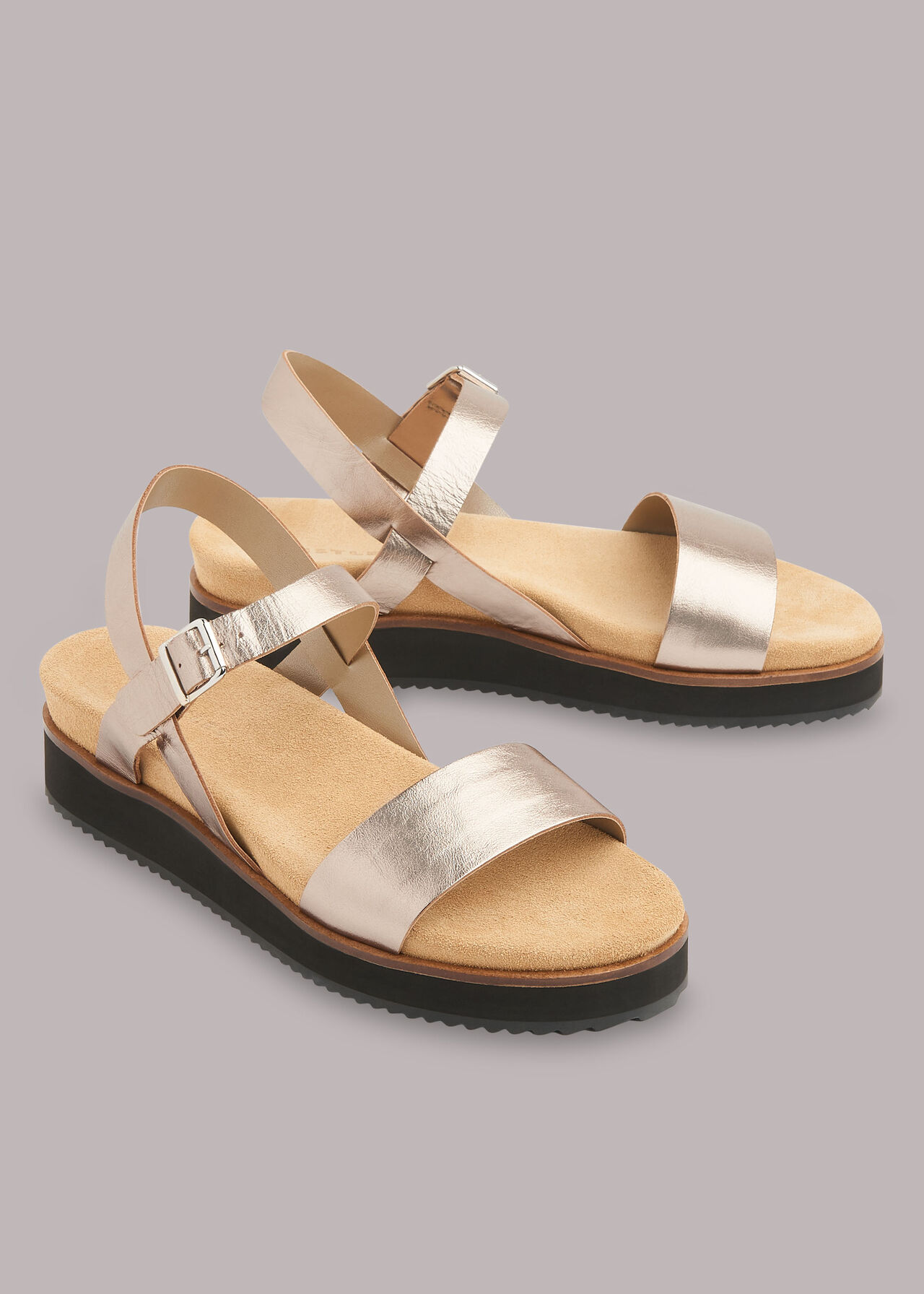 Nola Footbed Sandal