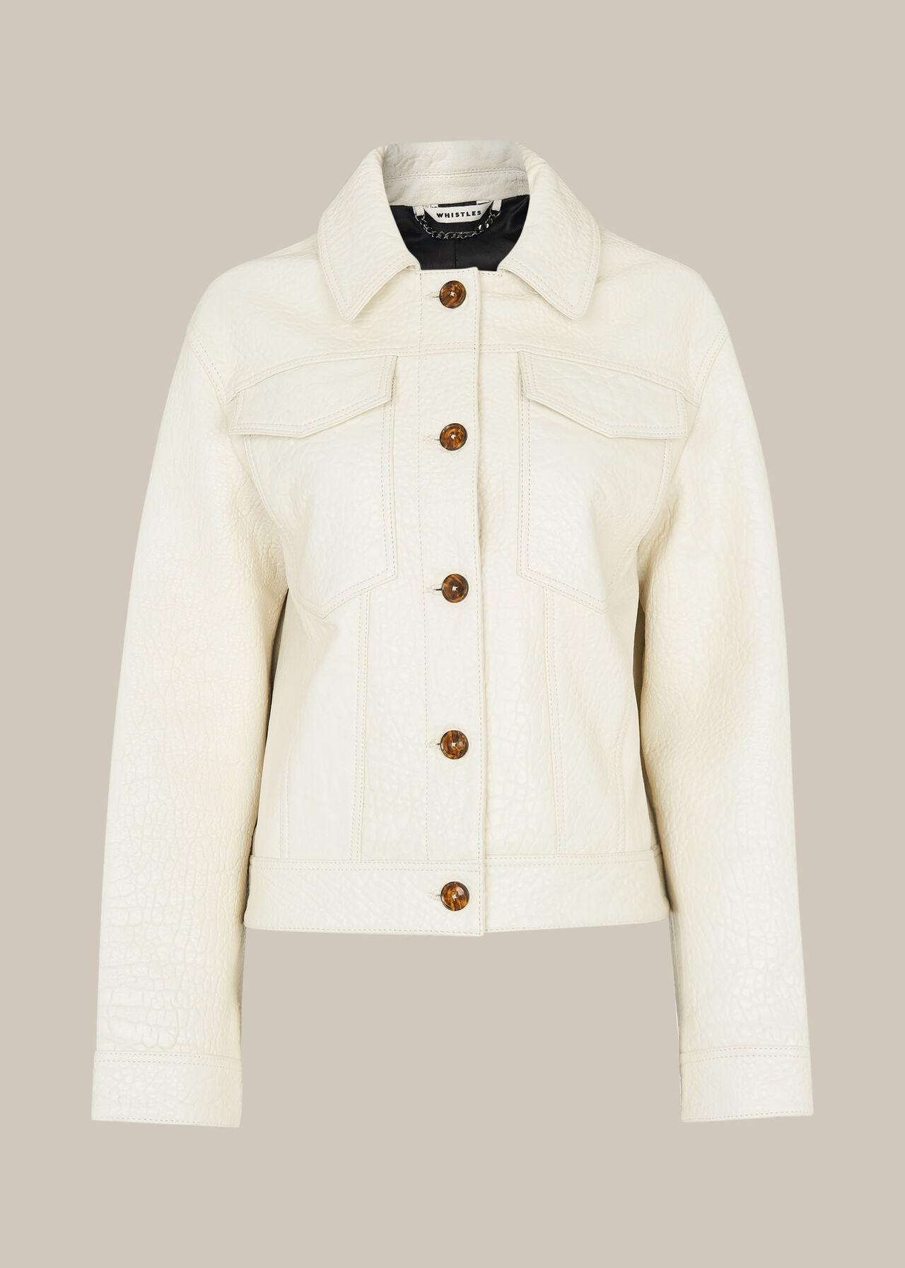 Western Leather Jacket