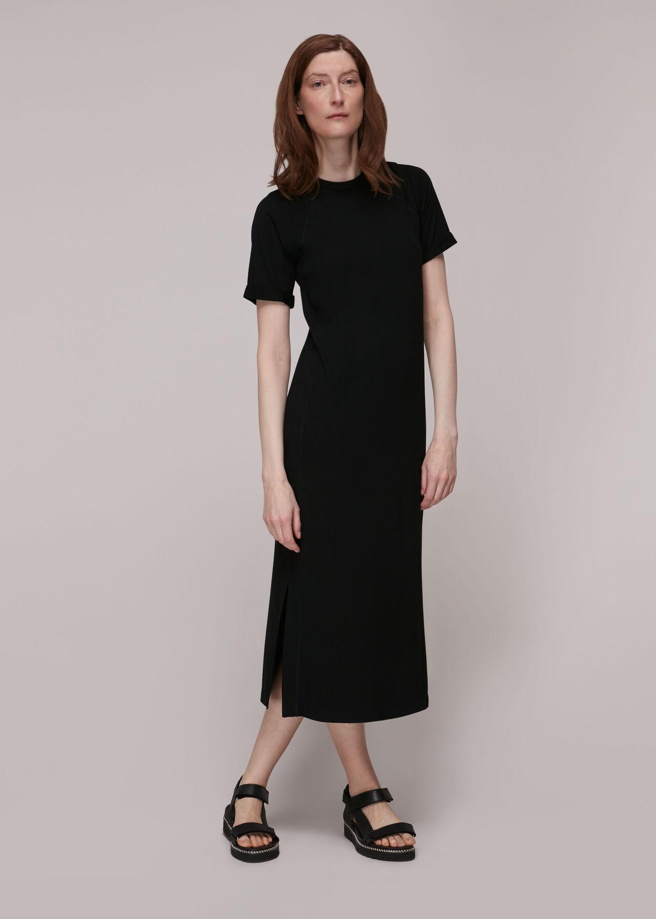 Jersey Longline Dress