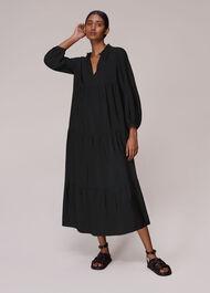 Enora Longline Dress