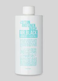 Mr Black Cotton Linen Wash Neutral