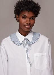 Nicola Frill Detail Collar