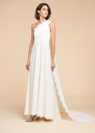 Juliet Wedding Dress Ivory