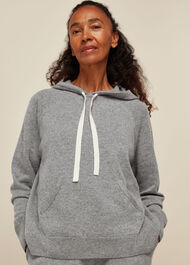 Cashmere Hooded Knit