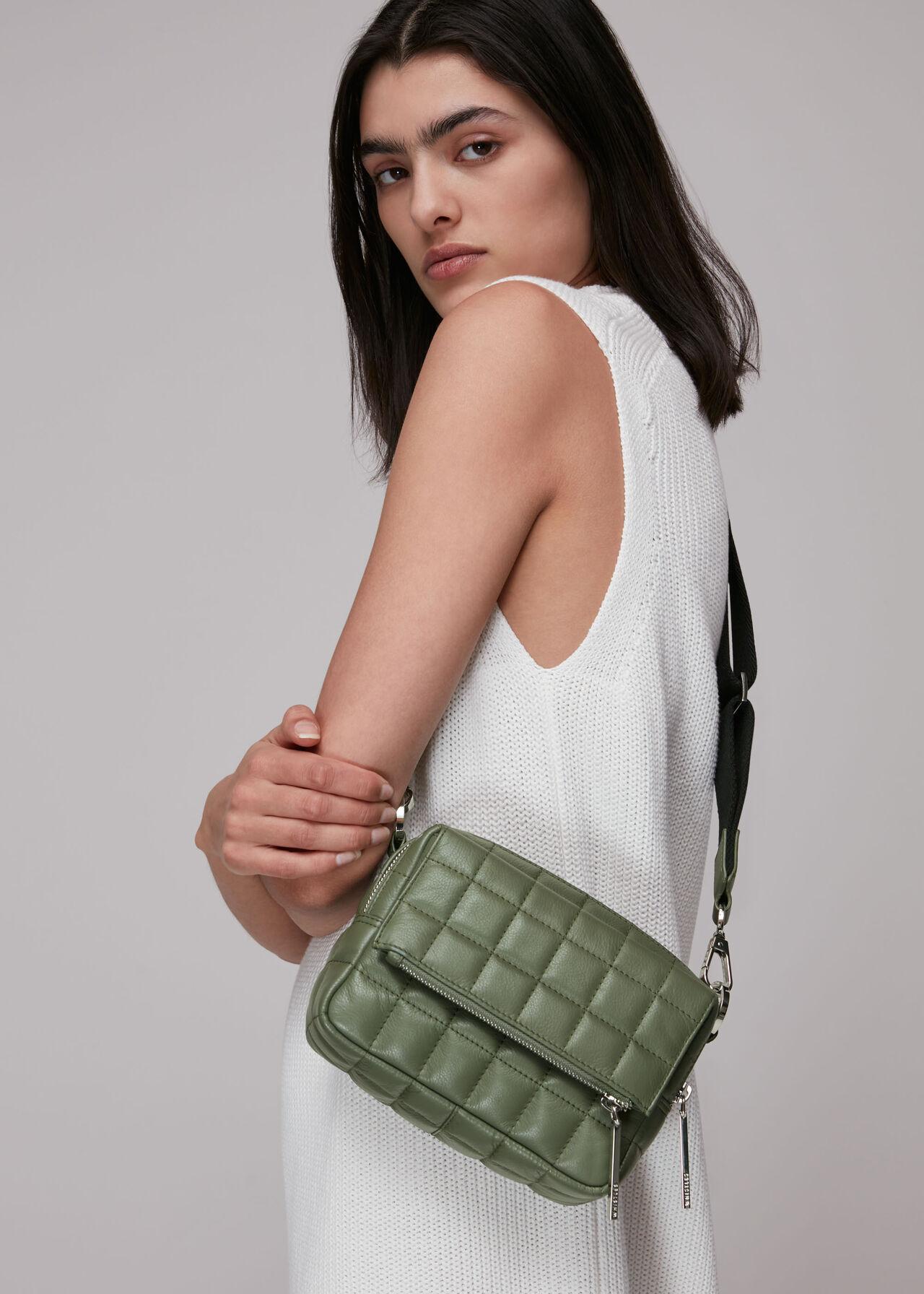 Quilted Bibi Crossbody Bag