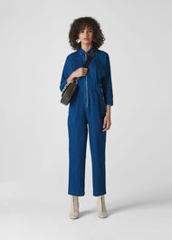 Jolie Denim Jumpsuit Denim