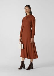 Ruby Dress Toffee