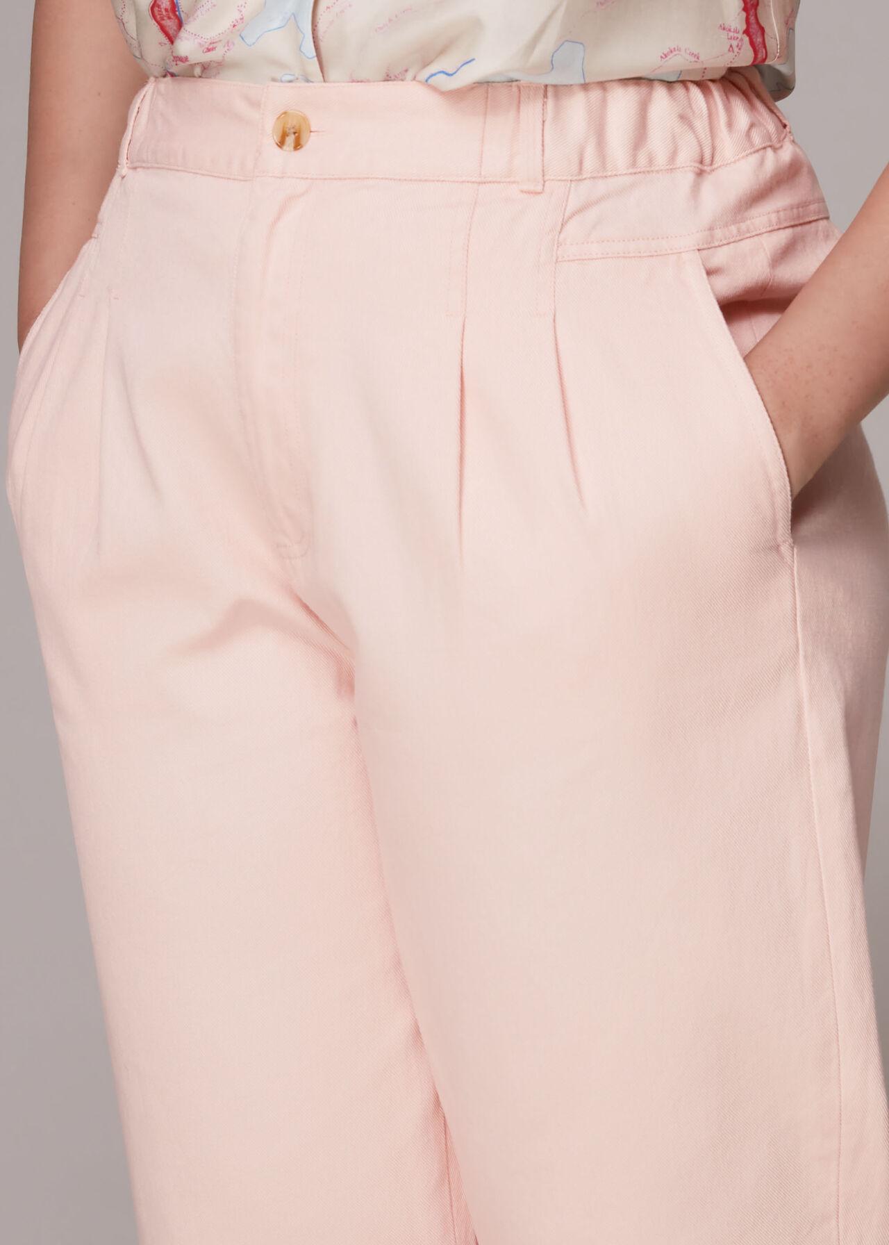 Elasticated Waist Trouser