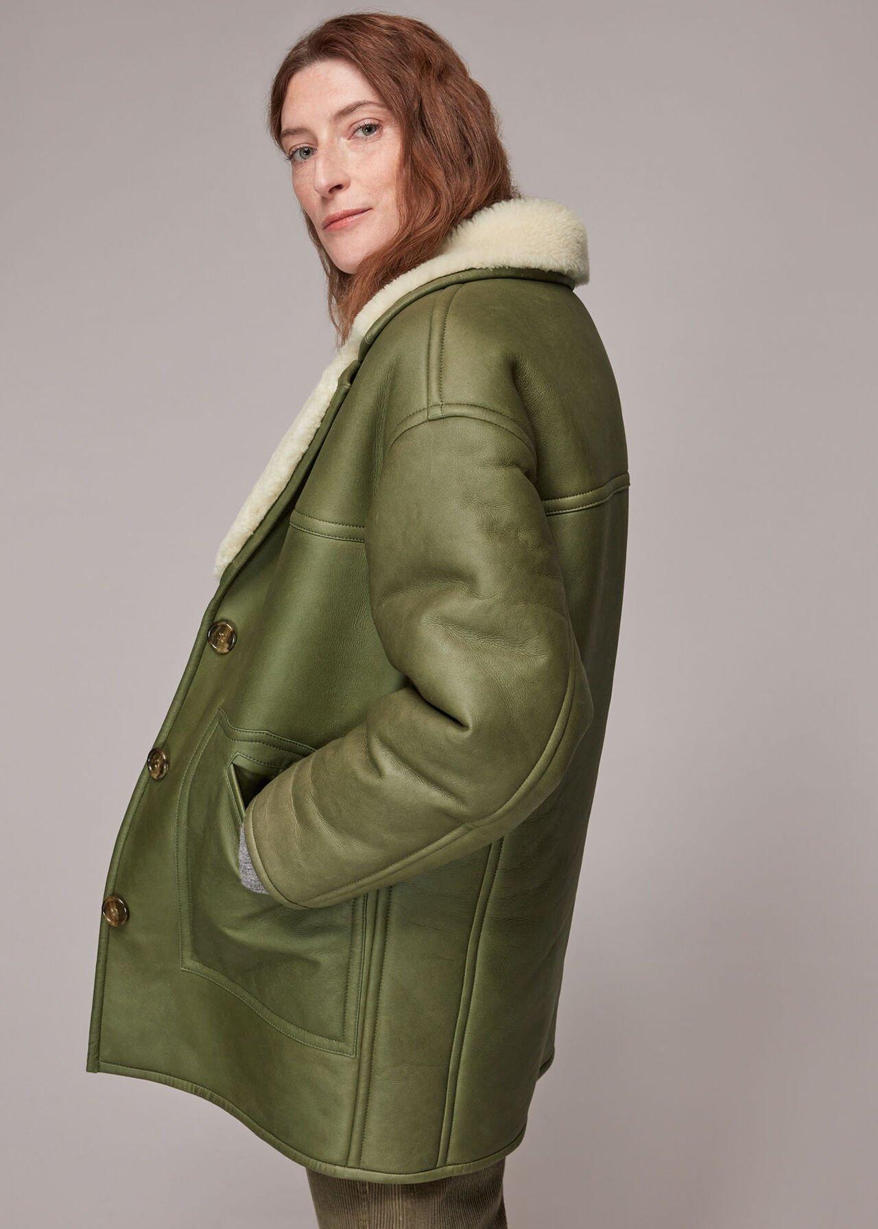 Fia Shearling Jacket