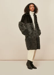 Cosma Shearling Coat
