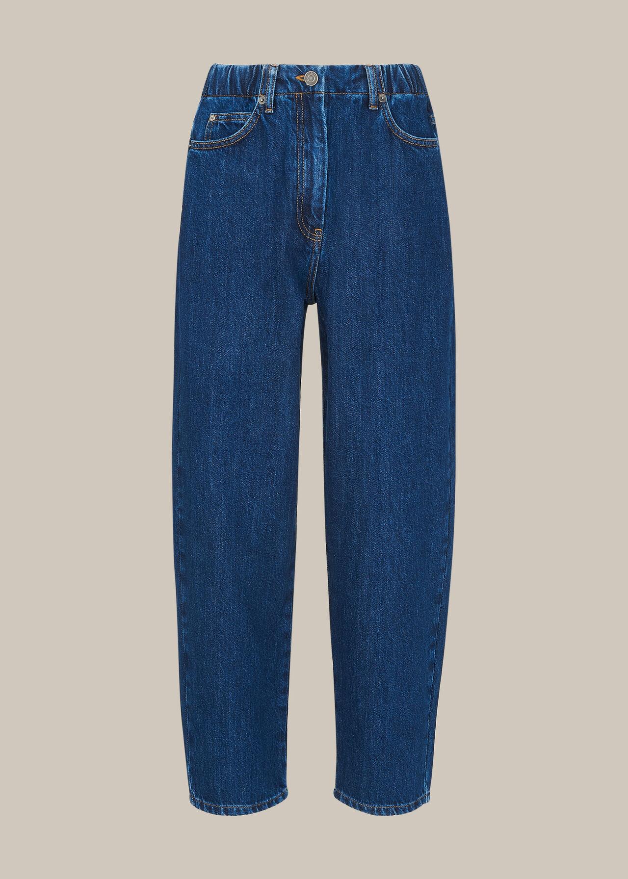 Elasticated Waist Jean
