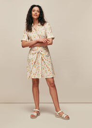 Dolly Fruit Tie Front Dress