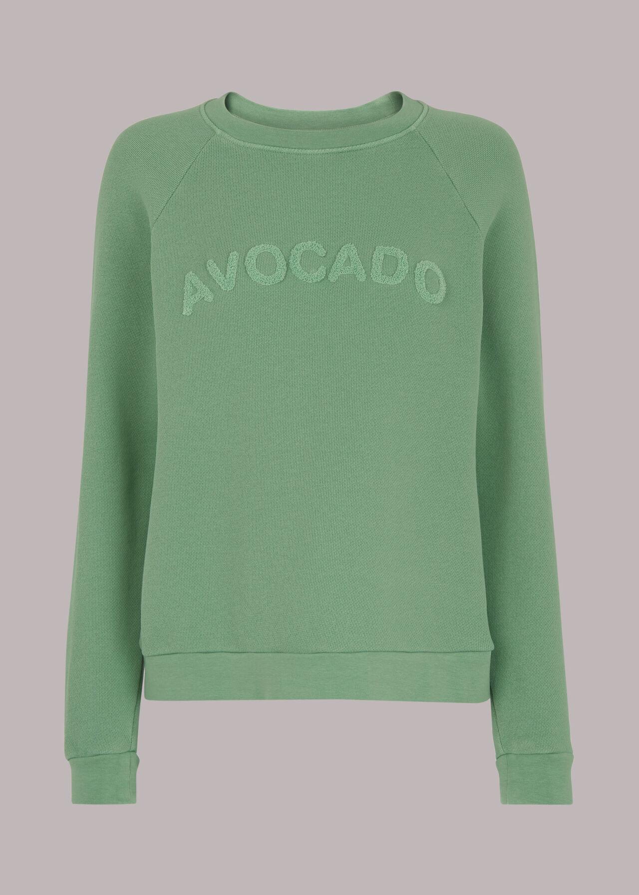 Avocado Logo Sweatshirt