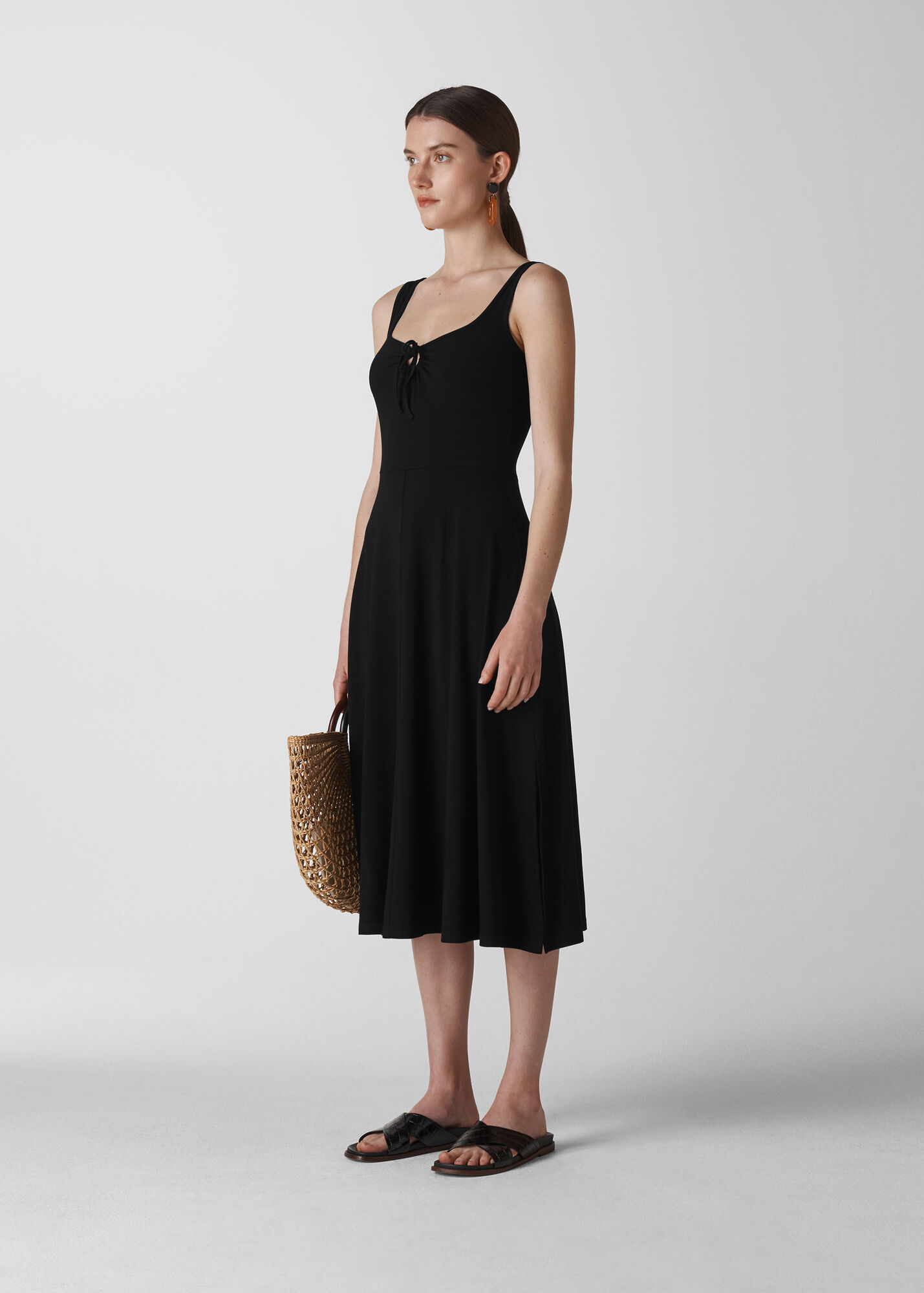 Brigitte Jersey Dress