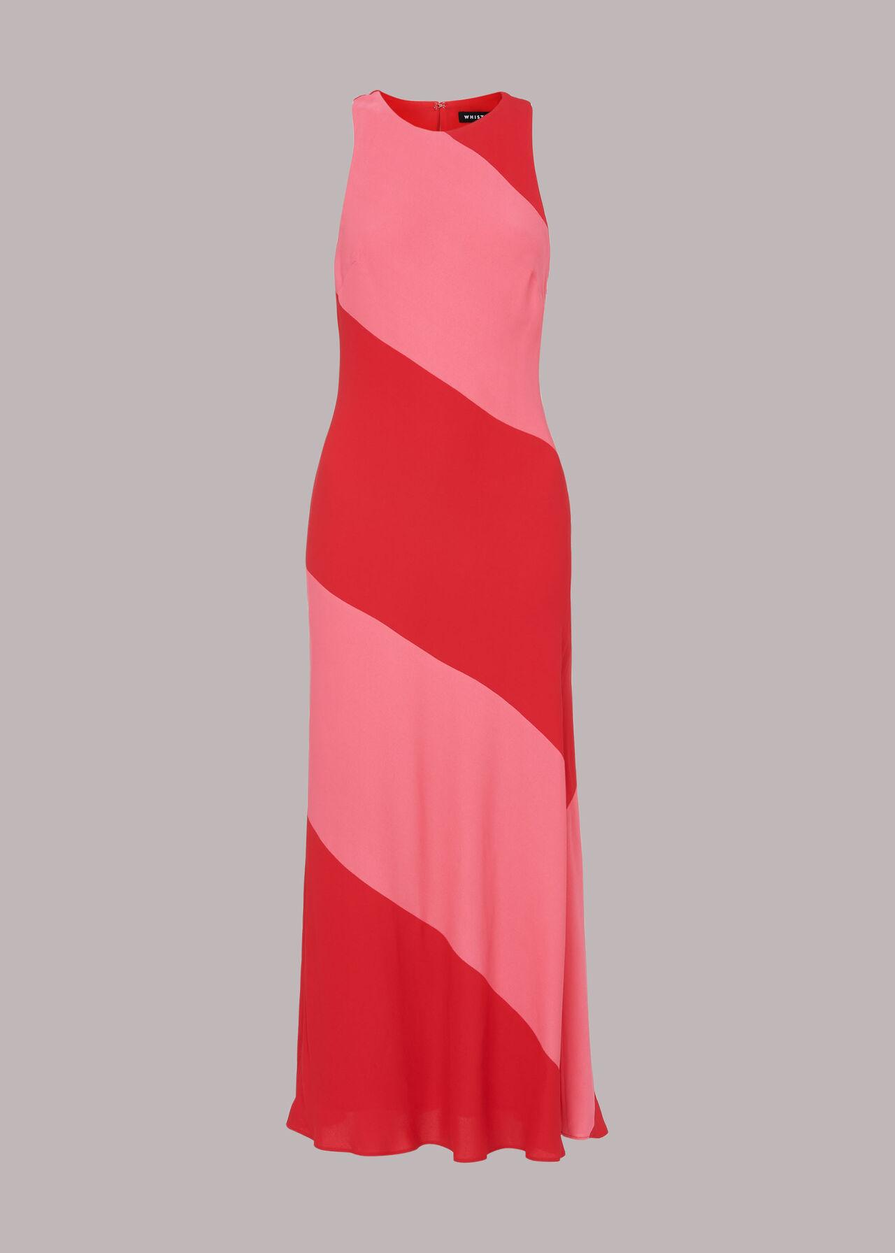 Poppy Panelled Dress