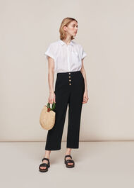 Button Front Trouser