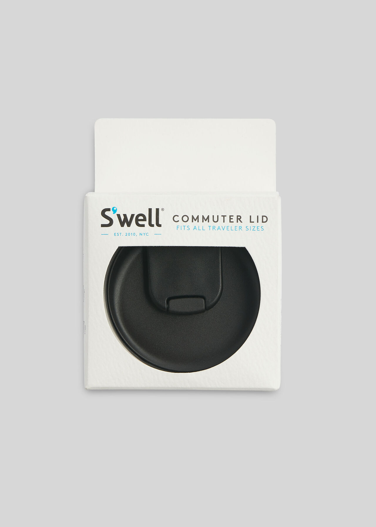 Swell Commuter Lid Silver