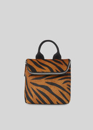 Tiny Verity Backpack Zebra Print