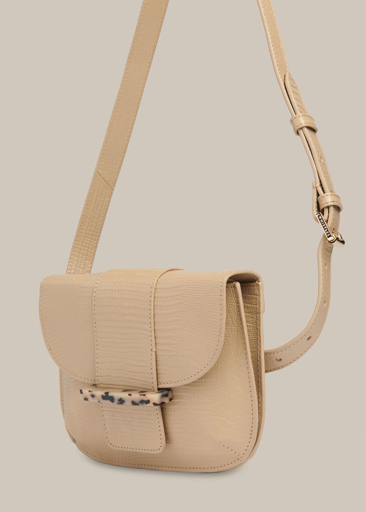 Mari Lizard Belt Bag